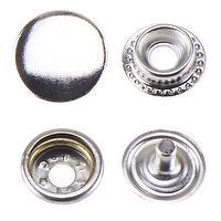 B707 Metal Snap Button - Ring