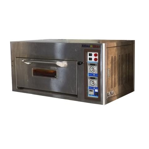 1 Deck 1 Tray Electric Deck Oven for Bakery