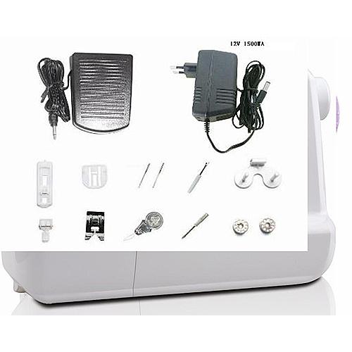 SMR-3611 Multi-Functional Sewing Machine_jean-modern's