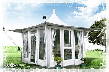 Hard Panel Tent