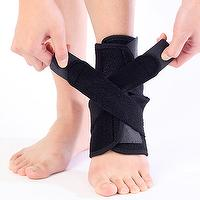 FAR INFRARED ANKLE SUPPORT OPEN TYPE