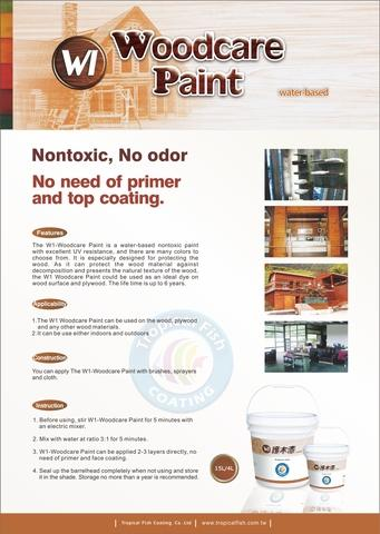 W1-Woodcare Paint