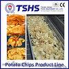 Made in Taiwan High Quality Pringles Chips Frying Line