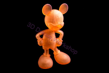 MickyPrintsFunPlay Series3D Dream WorkshopSLA 3D PrinterDIY
