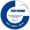 TUV-ISO14001-2015