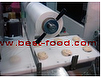 Automatic dough ball pressing machine