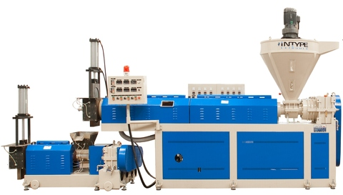 Two Stage Type Recycling Pelletizing Machine