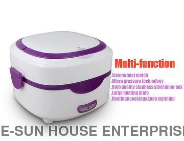 [copy]Electric Cooking Lunch Box, Rice Cooker