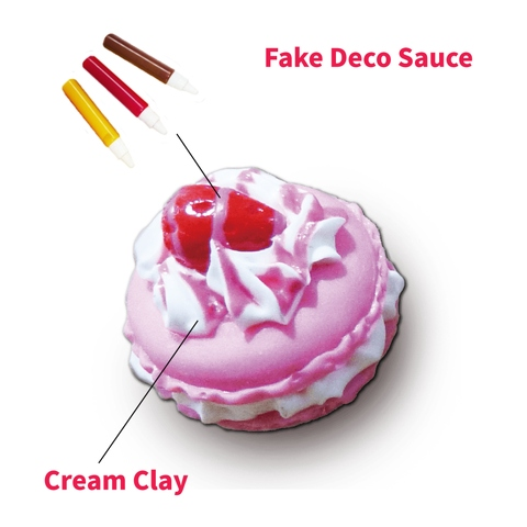 High Quality Customized Fake Deco Sauce For Miniature Food