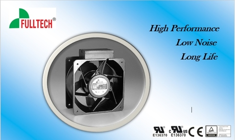 AC TUBE AXIAL FAN