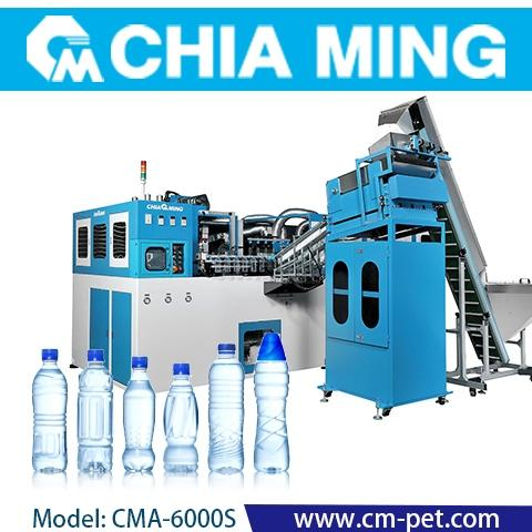 PET Automatic Stretch Blow Molding Machine