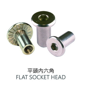 Flat Socket Head