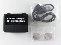 USB LIR Coin Cell Charger