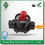 "3/4"" three phase motor thermal overload protection"