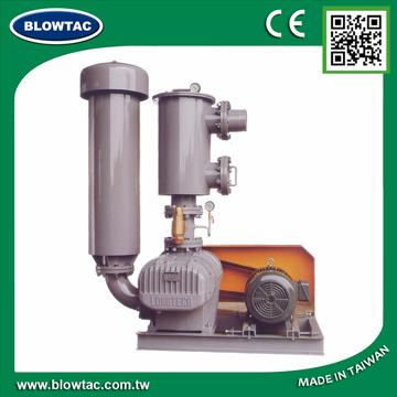 Three Lobes Roots Blowers MRV Series(Vacuum Types), Huffers, PD (Positive Displacement) Blowers, Air Blowers, Supercharger