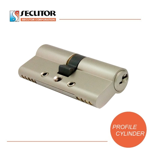 Breaker Strip Euro Profile Double Cylinder