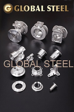 stainless steel investment casting machined