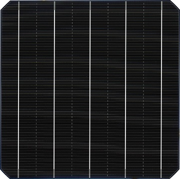 Taiwan Tsec 5bb Mono Solar Cell Taiwantrade