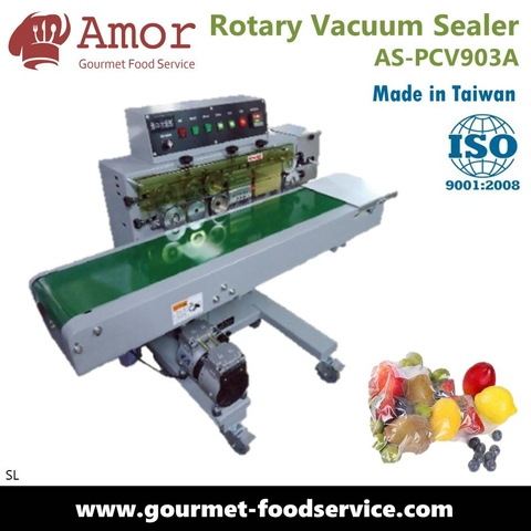 rotary sealer with date code