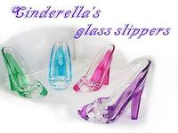 Ciderella's Glass Slippers Mobile Phone Holder