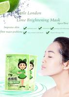 Little London Lime Brightening Mask