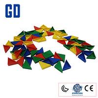 Middle triangle board 5cm 130pcs
