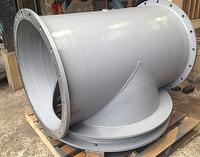 Outlet tube, Material Handling Machinery