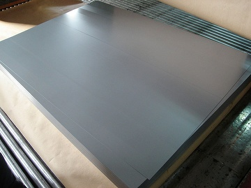Zinc Coated Steel Sheet Galvannealed Zinc Iron Alloy