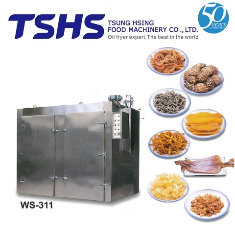 MIT High Quality Stainless Steel Seafood Dehydator
