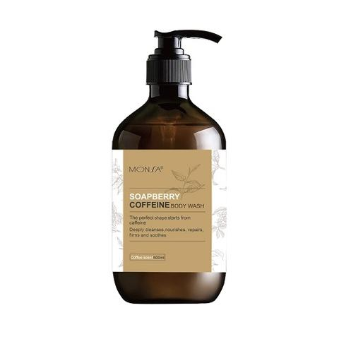 soapberry caffeine body wash- body wash (coffee)