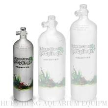 Aluminum Alloy Refillable CO2 Cylinder-DIN477
