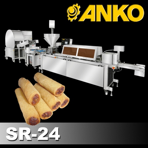 Hot Sale Lumpia Shanghai Production Line (High Capacity, Industrial)
