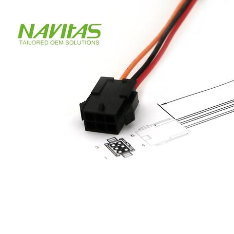 Custom Wiring Harness >> 3 Wire Molex Harness Bookmark About Wiring Diagram