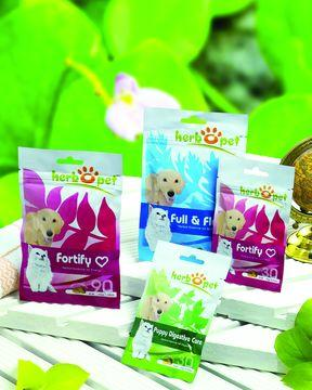 herb O pet: herbal supplement and spray for pet