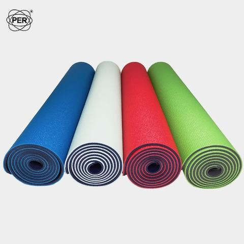 2-Tone PER Yoga Mat (Smooth Pattern)