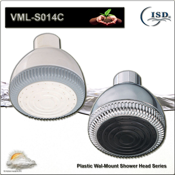 Innovative and Modern Economy Wall-Mount Shower Head