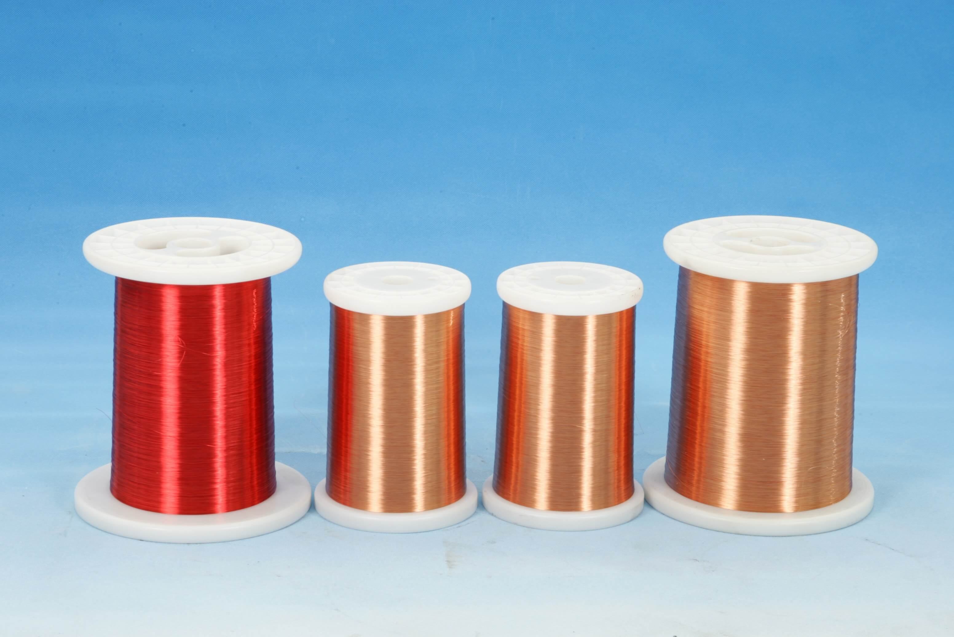 Taiwan Polyamide Over Polyurethane Enameled Copper Wire | TA YA ...