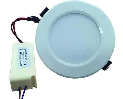 LED Dimmable downlight / Knob Switch / 8 watts / 3.5 inches