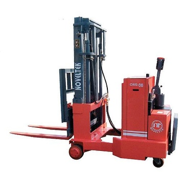 Counterbalanced Walkie Stackers