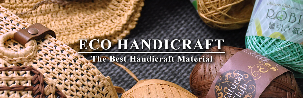 Natural Club ECO Handicraft The best Handicraft Material