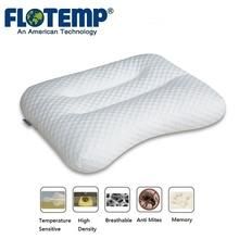 Side Sleeping Pillow: Exclusive USA foam formula.