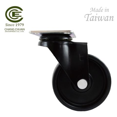 Plastic Outdoor Furniture Caster Wheel 100mm