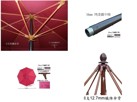 coffece umbrella