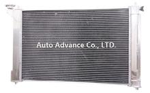Toyota Wish 4-row core aluminum radiator