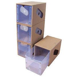 Shoes Storage Organizer Box(M) /stackable