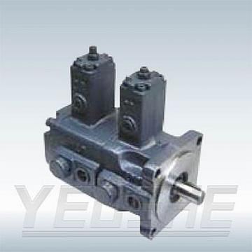 Taiwan variable displacement vane pump find complete for Variable displacement hydraulic motor