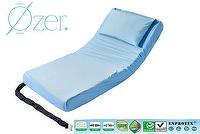 Mattress Protector Cooling Fiber Sheet Fitted for Alternating Air Mattress