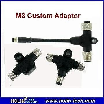 Taiwan M8 Connector Amp Cable Assembly And Accessory Htp