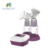 Rumble Tuff duble Breast Pump with USB adapter