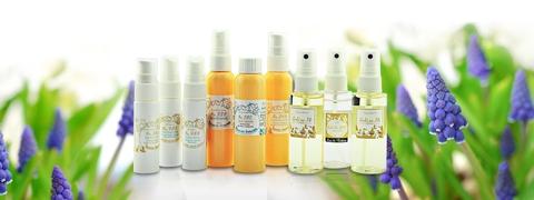 Sweet Orange Air Refresh Essential Oil Spray Peppermint Rose